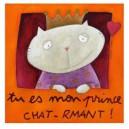 tu es mon prince chat-rmant! 15x15 cm