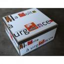 La boîte à urgences
